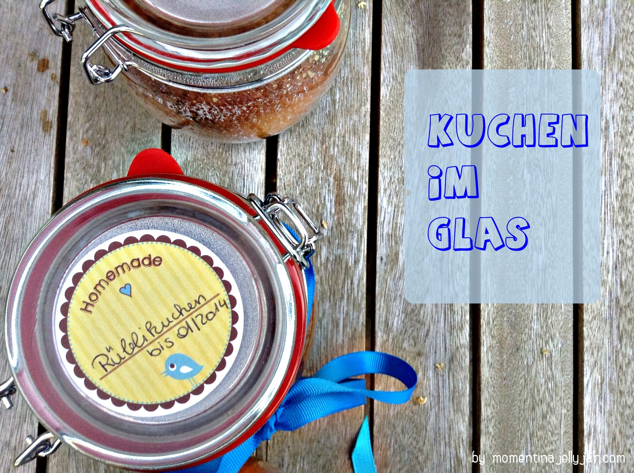Kuchen Im Glas by momentinajellyjar.com