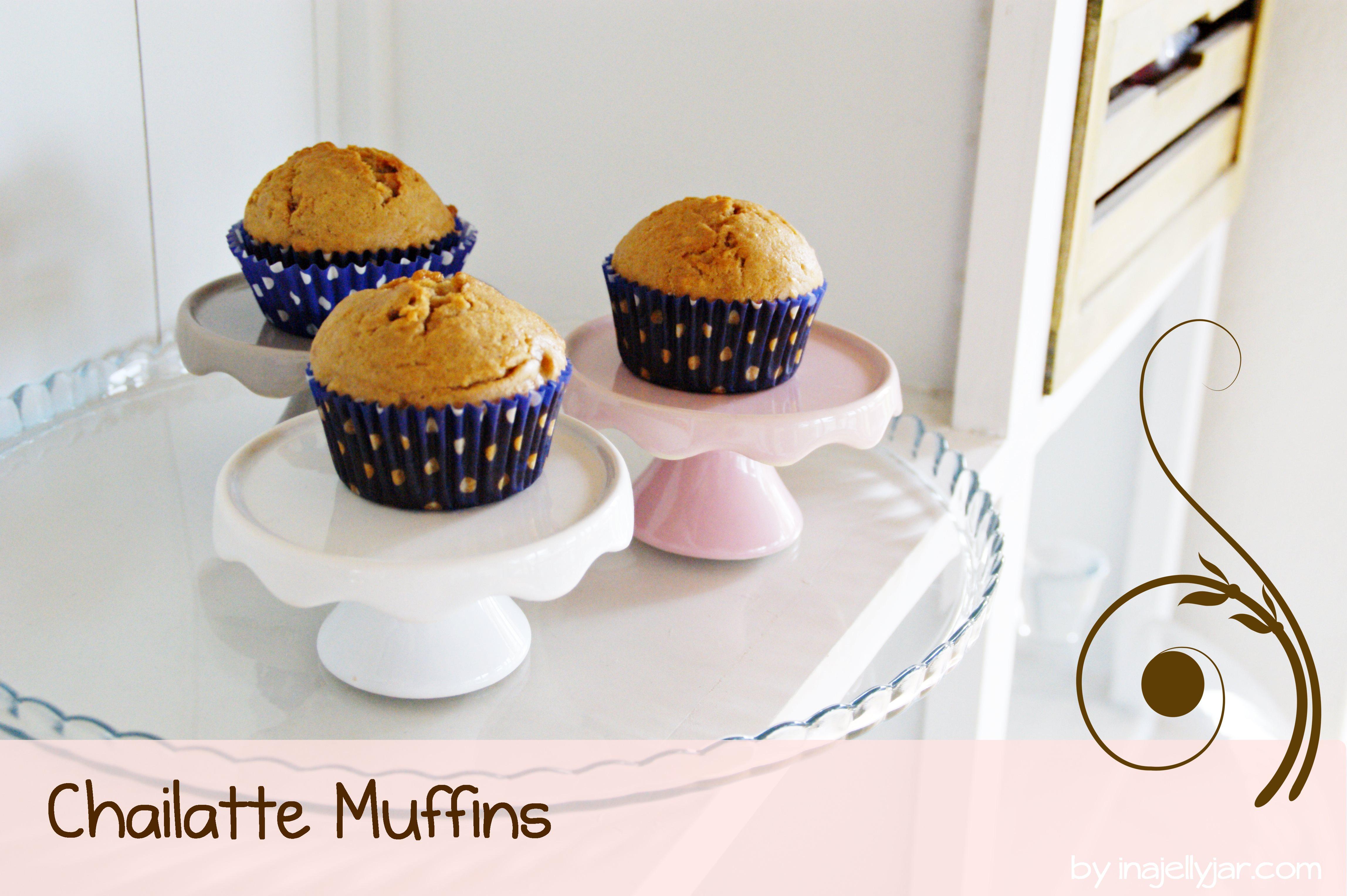 Chailatte Muffins
