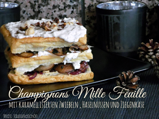 Champignons Mille Feuille