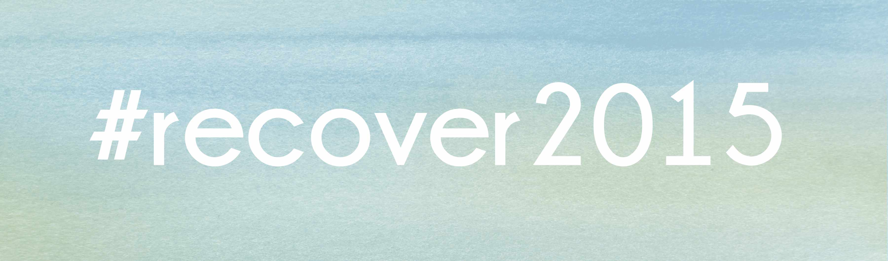 #recover2015 - Leben mit einer chronischen Erkrankung