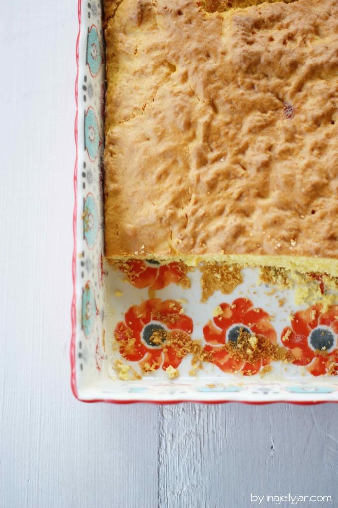 aromatisches Safran-Vanille Brot