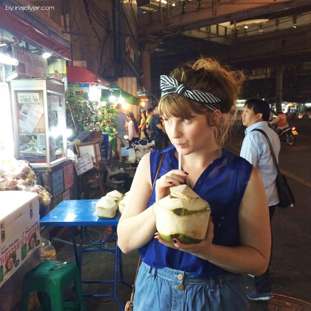 Soi 38 - eine der besten Foodstreets in Bangkok, Thailand