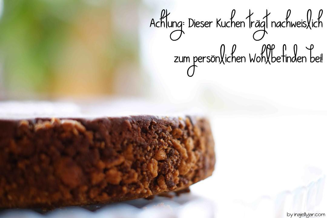 Super saftiger Death by Chocolate-Cheesecake mit zartherber Schokolade und schwarzem Pfeffer