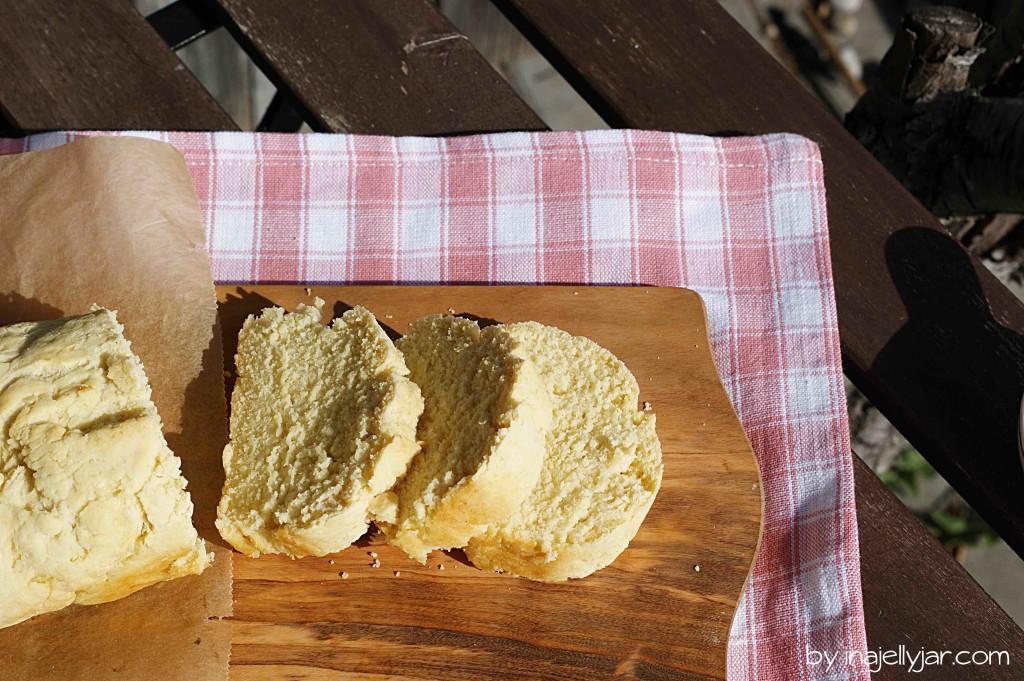 einfaches Mais-Mischbrot