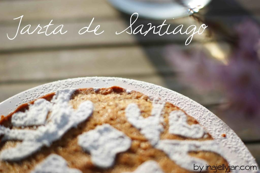 Tarta de Santiago | minimalistisch, spanisch und schnell