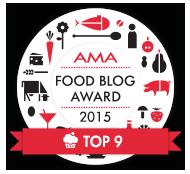 AMA Foodblog Top 9