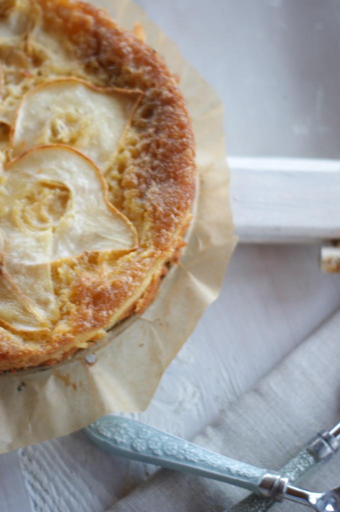 Gateaux aux Poires - einfacher französischer Birnenkuchen