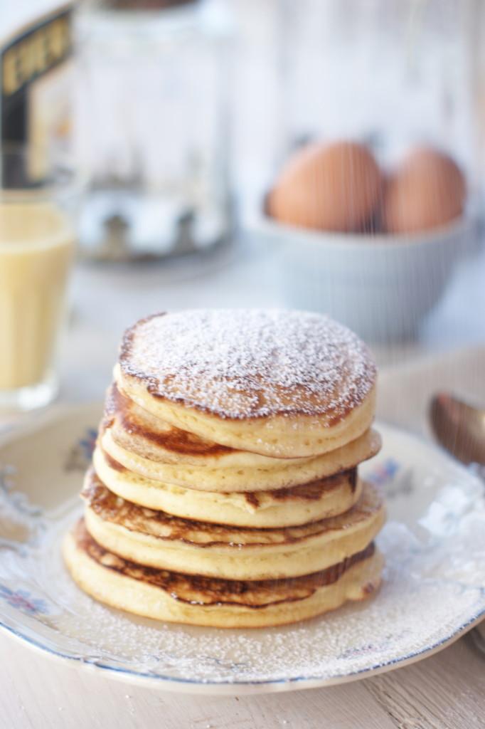 Eierlikör Pancakes super fluffig