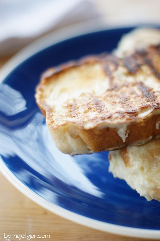 Leckeres zum Frühstück: Eierlikör French Toast