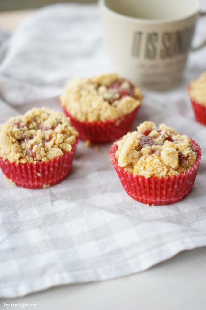 PBJ Muffins-Rezept