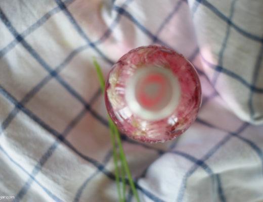aromatischer Schnittlauch-Essig