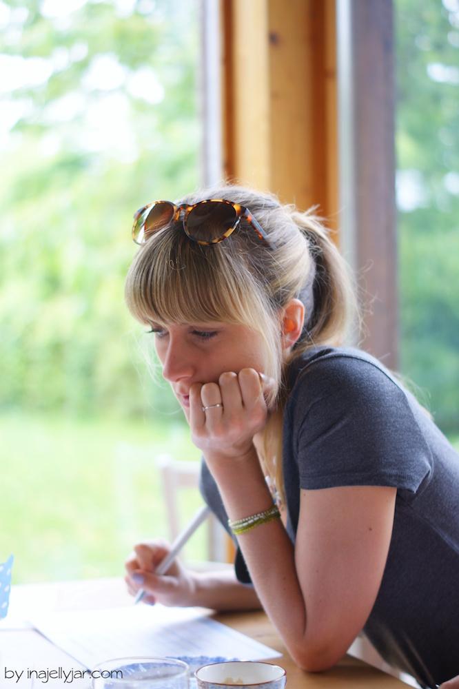 Erdbeermarmelade Sarah