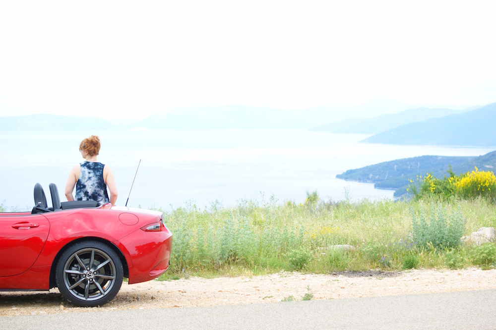 Mazda MX-5 Kroatien