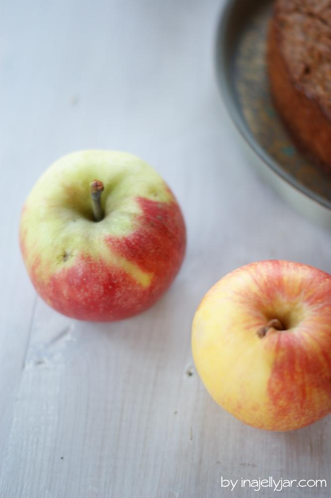 Äpfel für Apfelkuchen