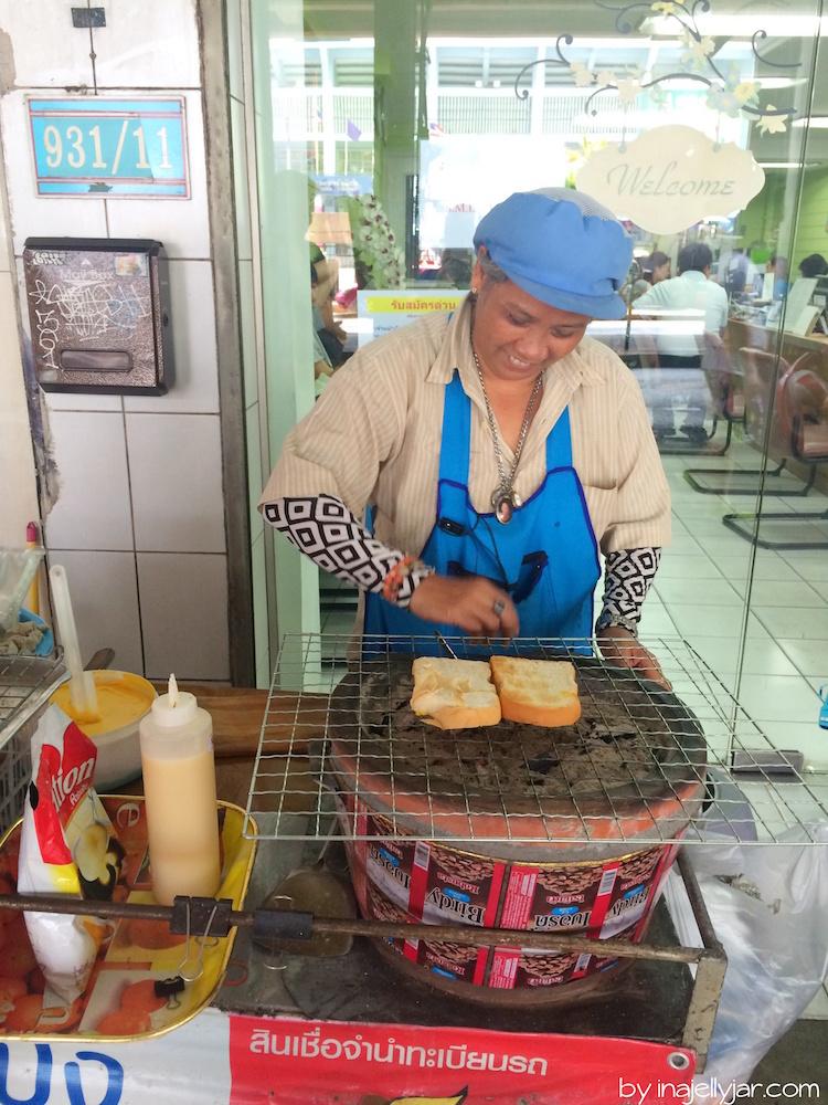 Milktoast in Bangkok