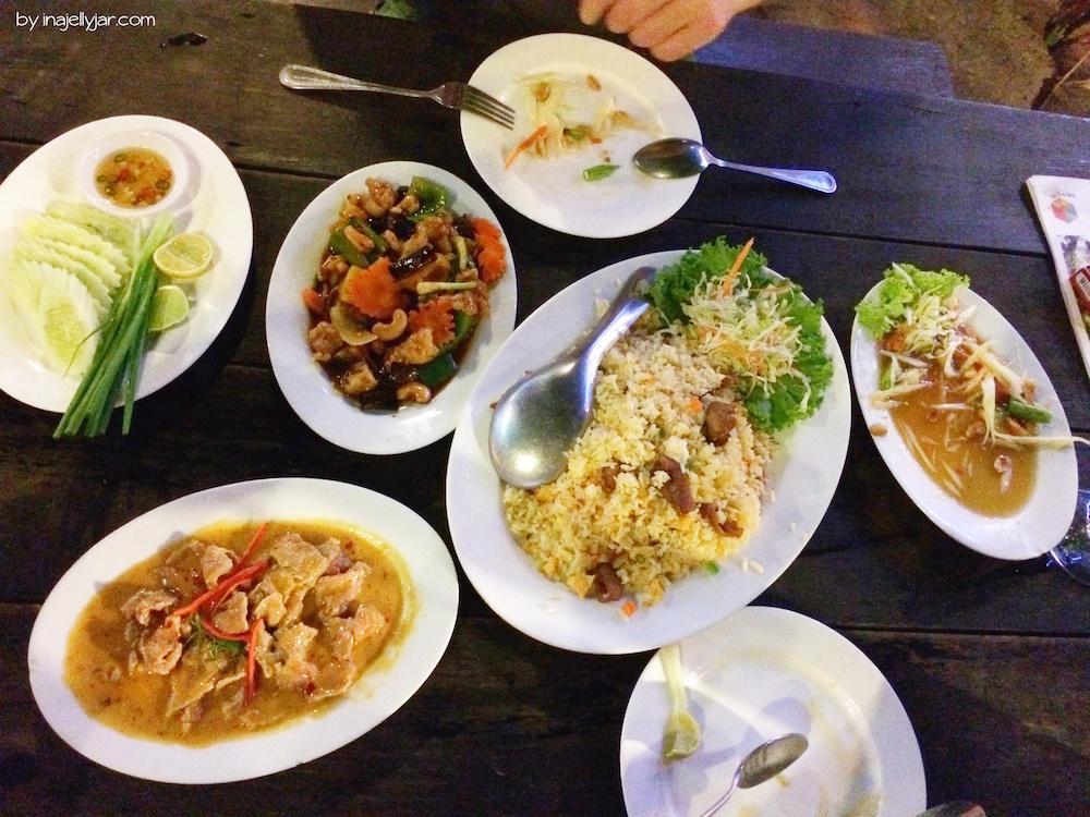 So wird Thaifood in Bangkok gegessen