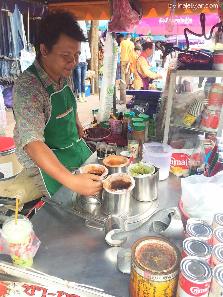 Thai Coffee Bangkok Thailand