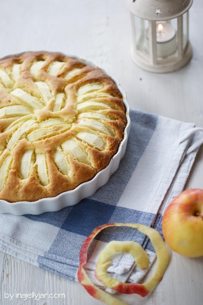 Apfel-Amaretto-Kuchen-rezept