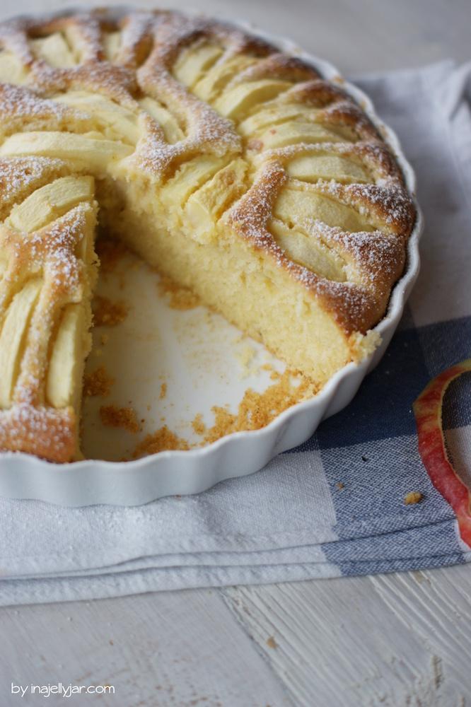Apfel-Amaretto-Kuchen