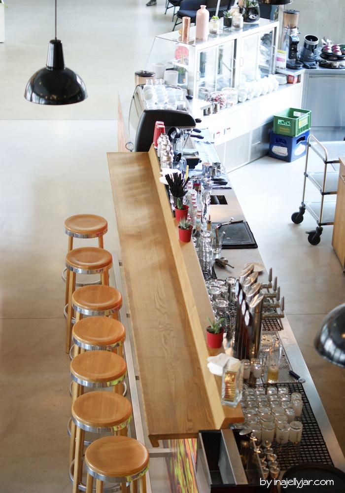 Bar im Hotel Zeitgeist Wien