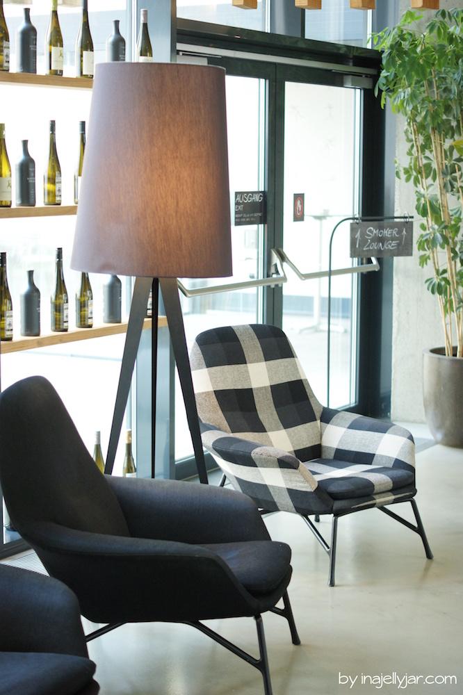 Stilvolles Design im Hotel Zeitgeist Wien