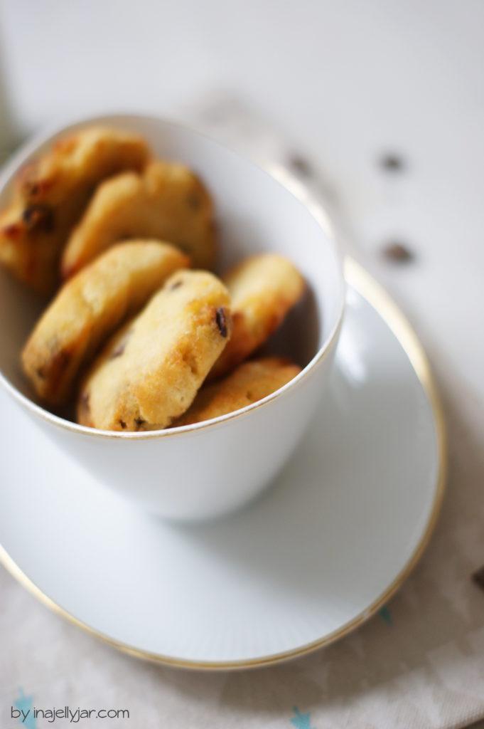 Schokocookies glutenfrei, paleo