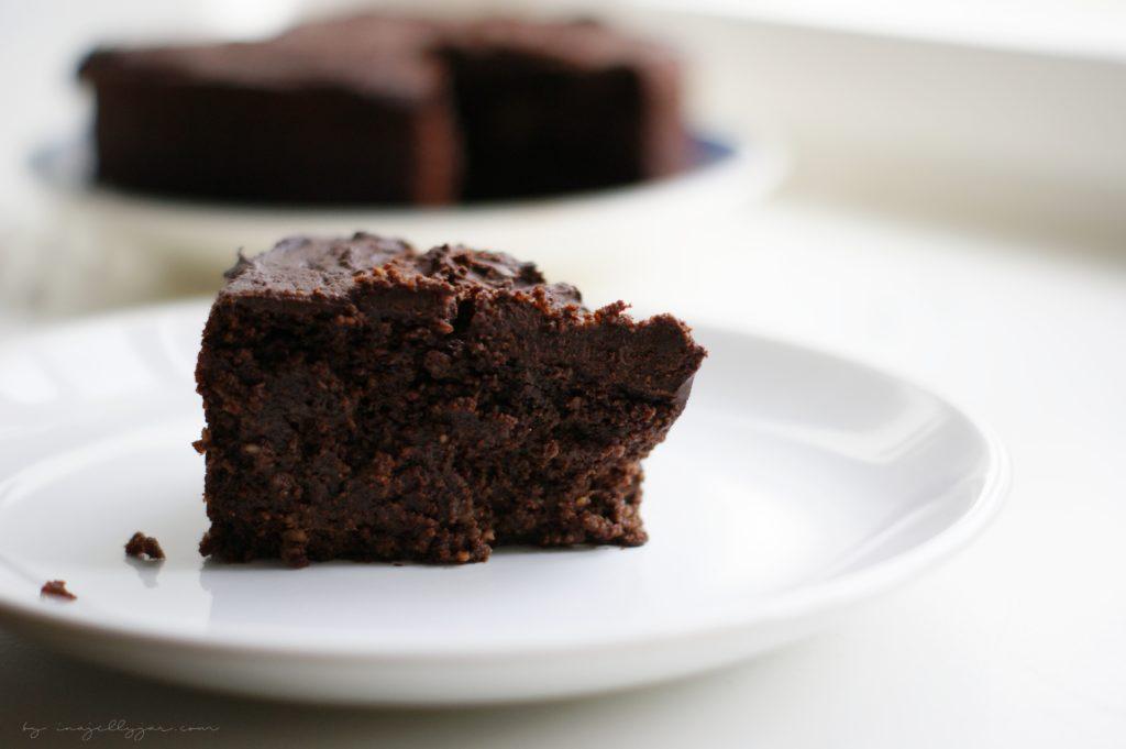 Avocadokuchen mit Schokolade einfach nachbacken