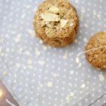 Saftige Apfel-Cookies mit Hafer