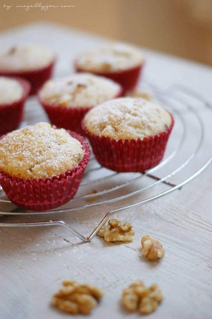 Einfaches Rezept für herrliche Pancake-Muffins