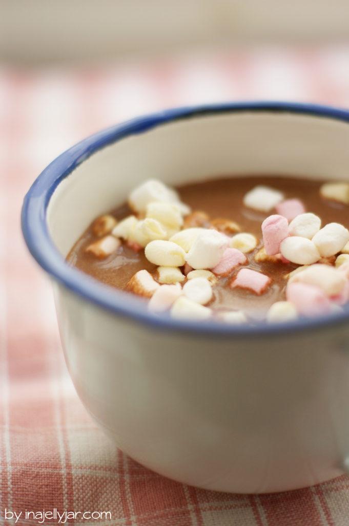 einfacher Tahini-Kakao