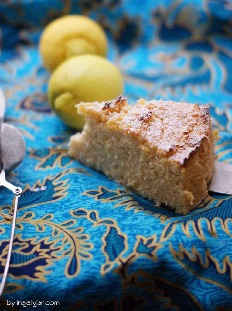 Glutenfreier Limettenkuchen: super saftig und ideal in der Zitrusfrucht-Saison