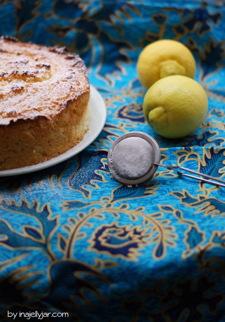 Limettenkuchen ohne Weizen