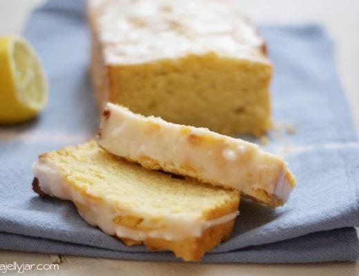 Rezept für veganen Zitronenkuchen