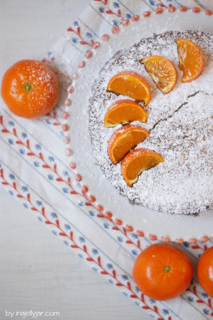 Rezept für Mandarinenkuchen