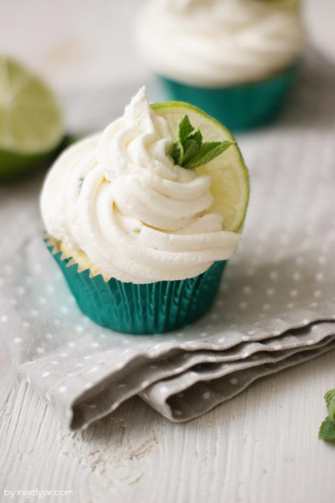 Moscow Mule Cupcakes: raffinierte Cupcake-Idee