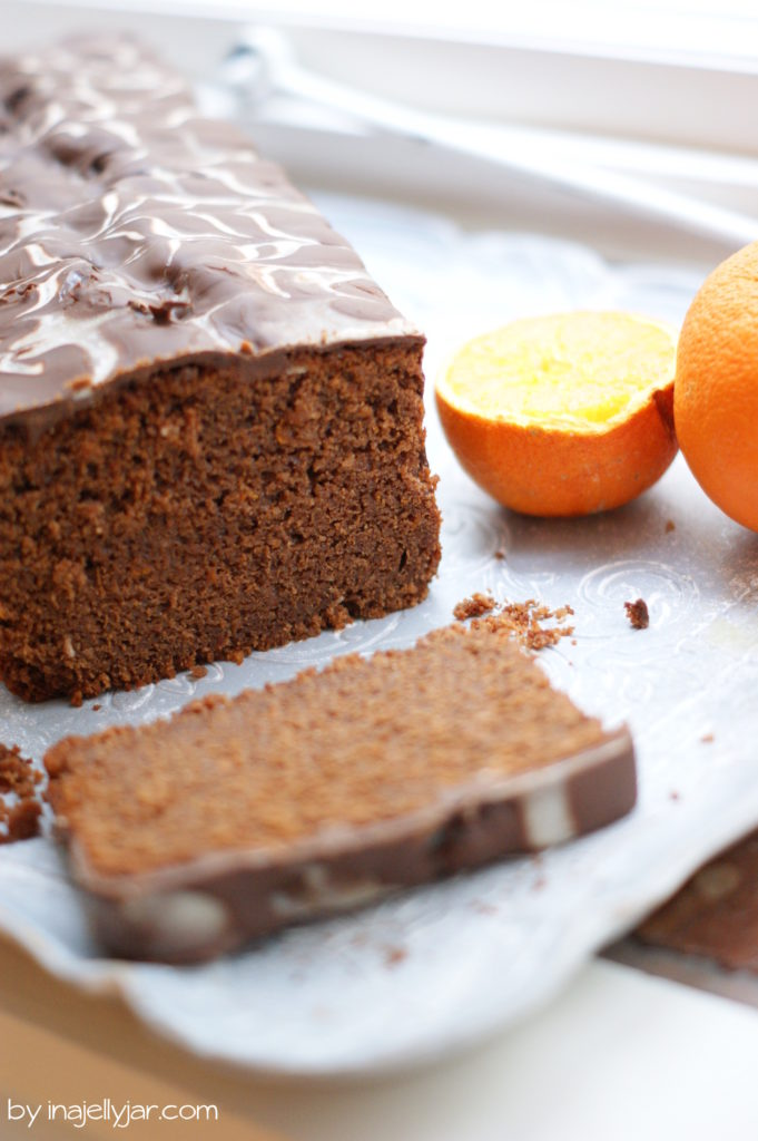 Rezept für Schoko-Orangen-Kuchen