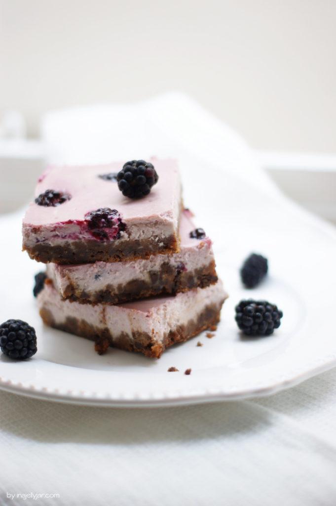 Rezept für Fruchtzwerg-Cheesecake