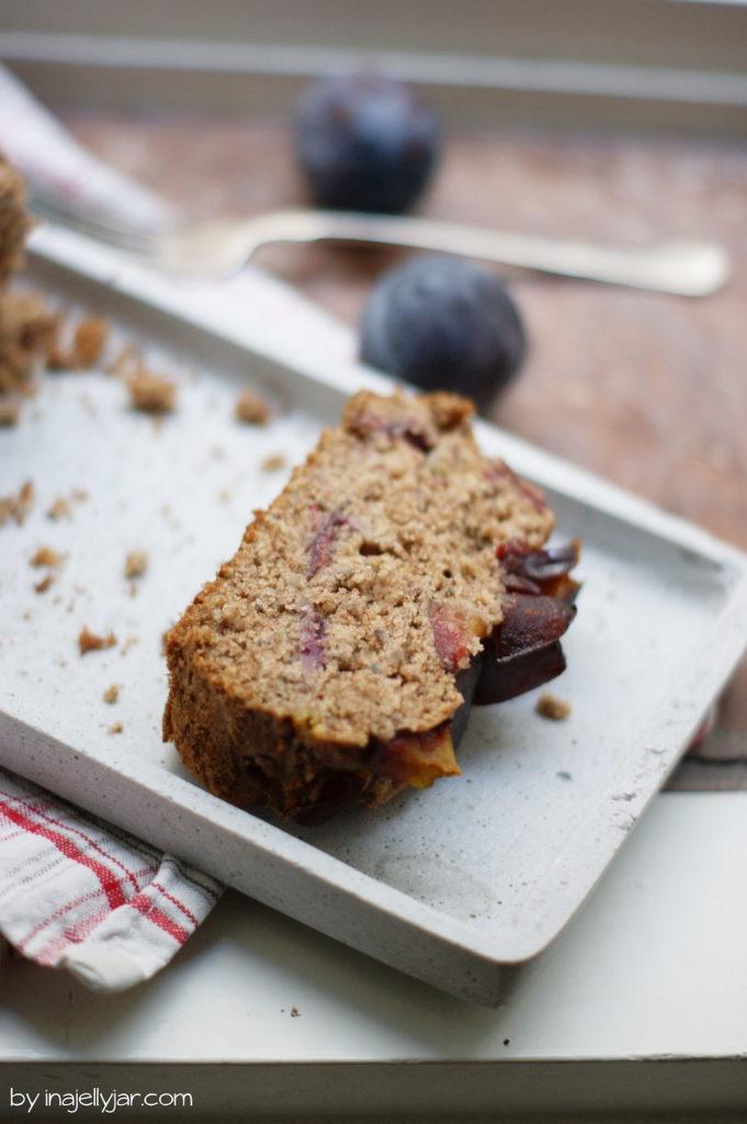 Veganer Zwetschgenkuchen: Perfekt für den Herbst
