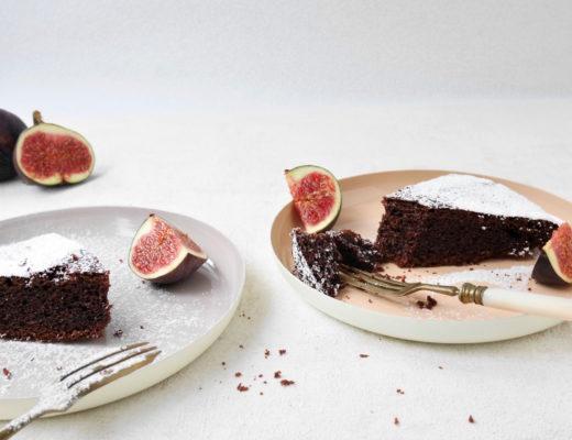 Becherkuchen aus einfachen Zutaten