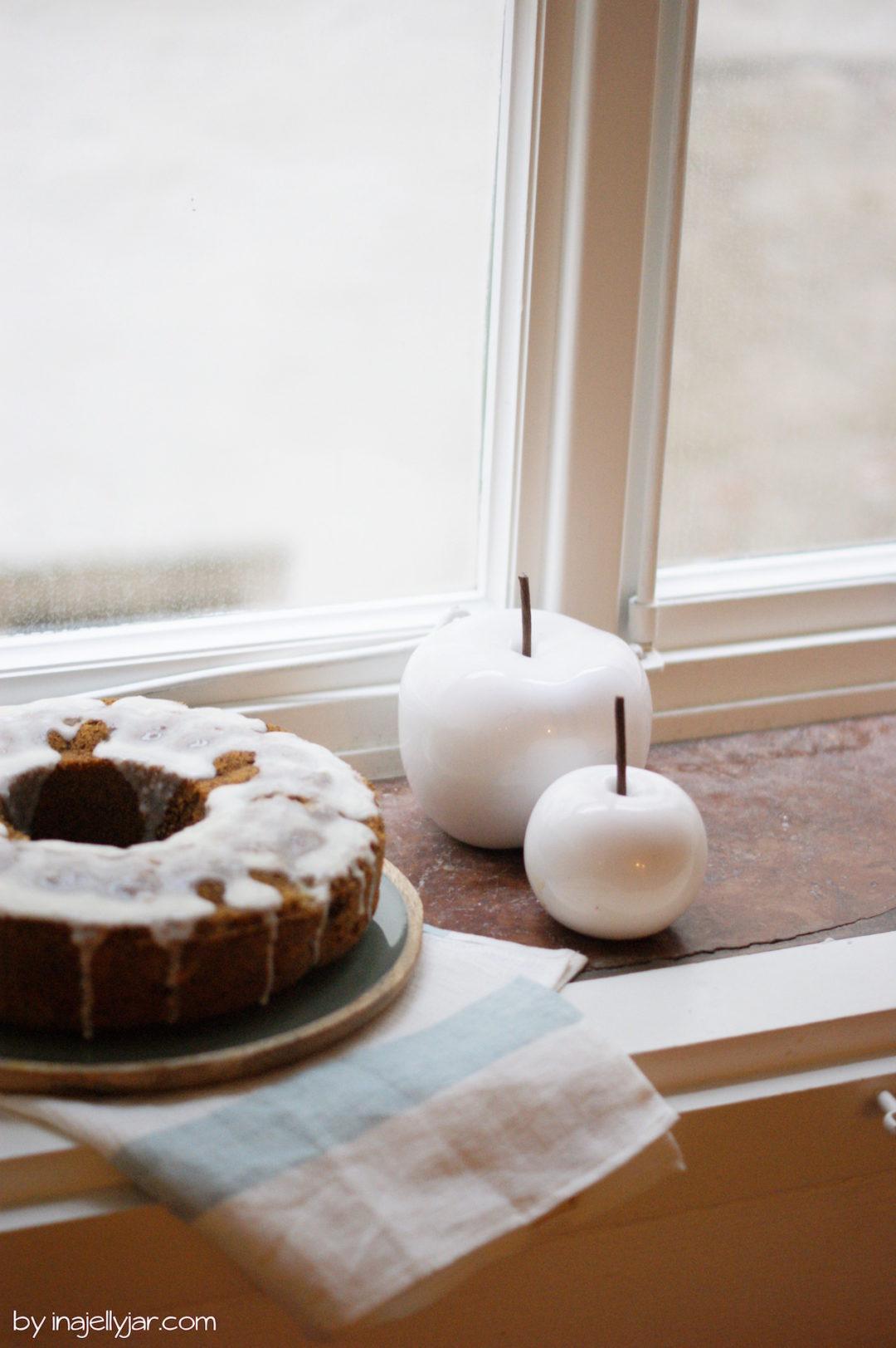 Einfach und schnell: Apfel-Mohn-Kuchen