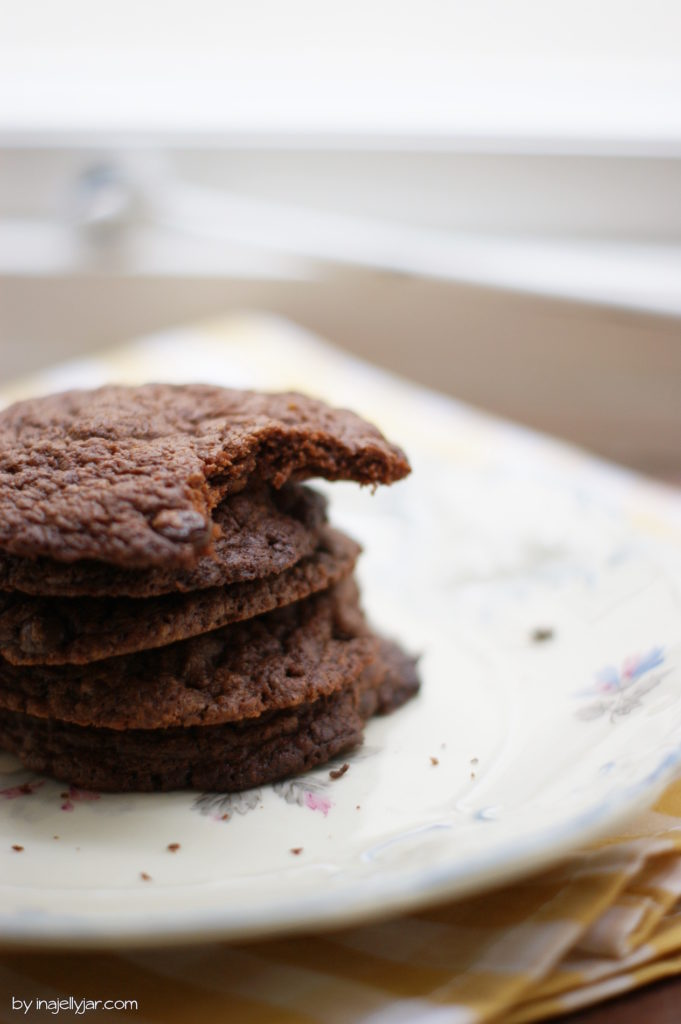 Rezept für schnelle Nutella-Cookies
