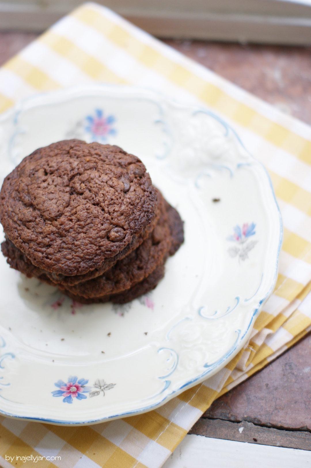 Nutella-Cookies in nur einer halben Stunde gebacken