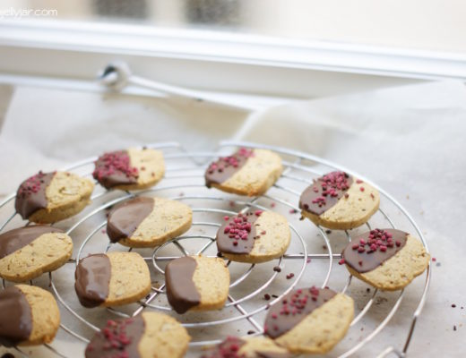 Pekannuss-Cookies - perfekt für Weihnachten