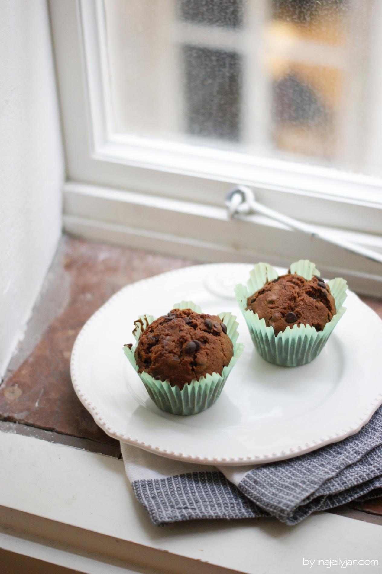 Schoko-Guinness-Muffins einfach nachzubacken