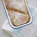 Topfenbrot frisch gebacken