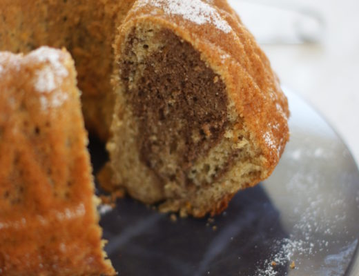 Kuchen-Klassiker: Marmorkuchen mit Orange