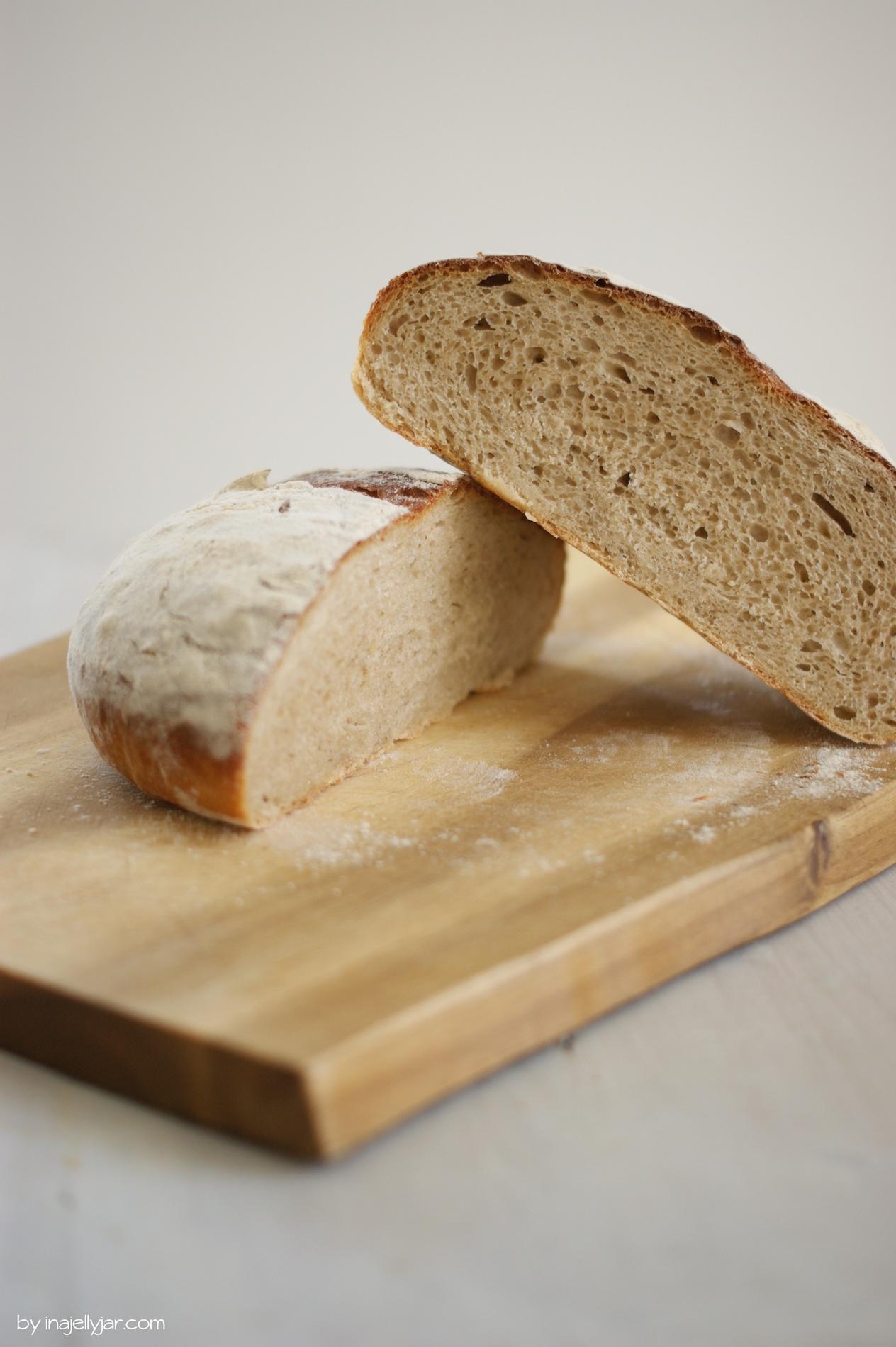 Kartoffelbrot: Rezept für Backanfänger mit Sauerteig